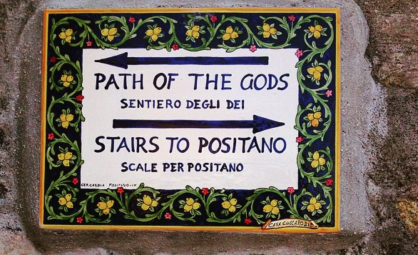 path of the gods