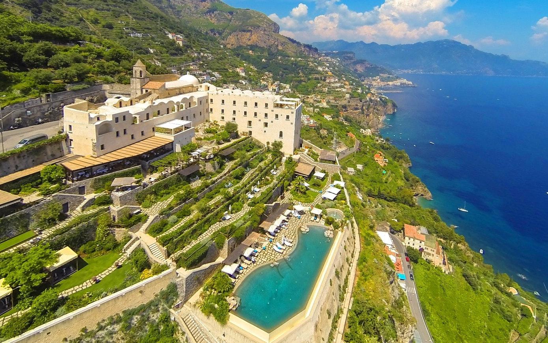 Migliori Hotel in Costiera Amalfitana con vista panoramica