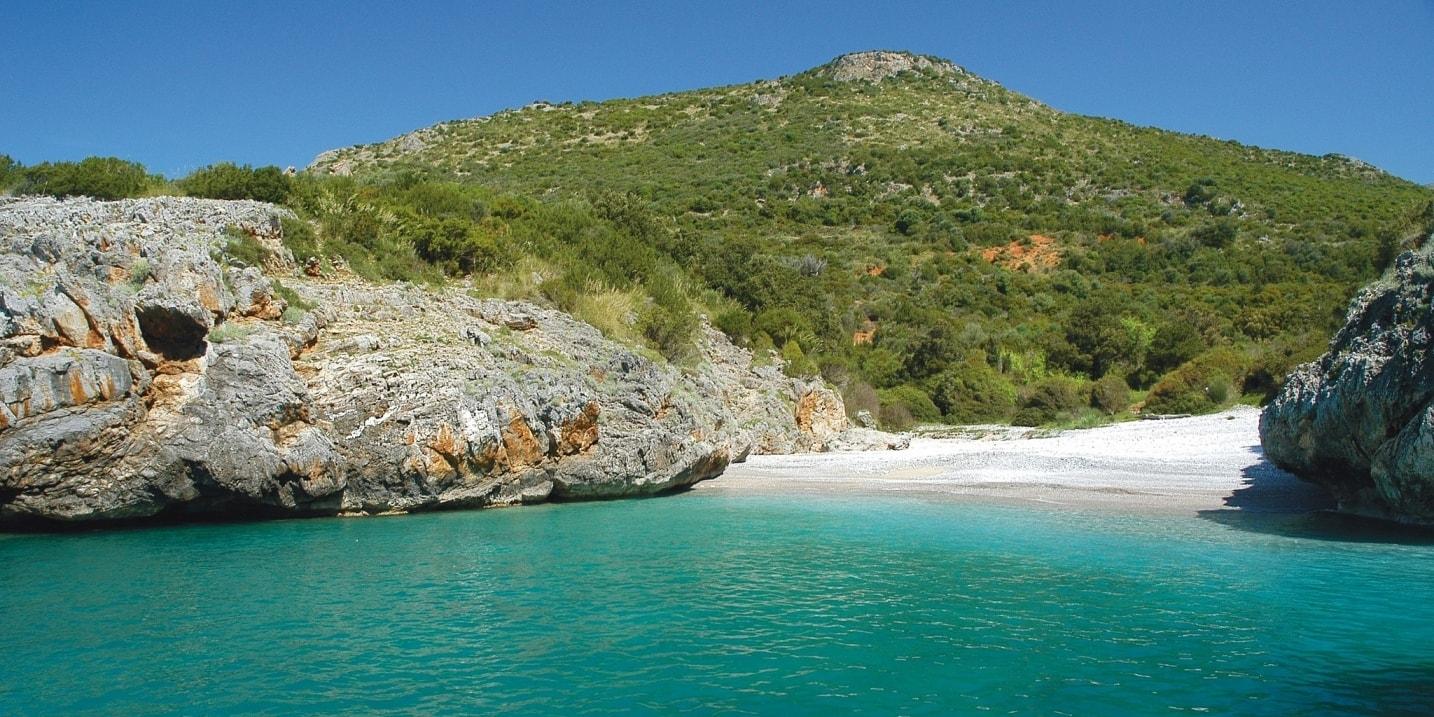 Le spiagge più belle del Cilento, bandiere blu del Cilento
