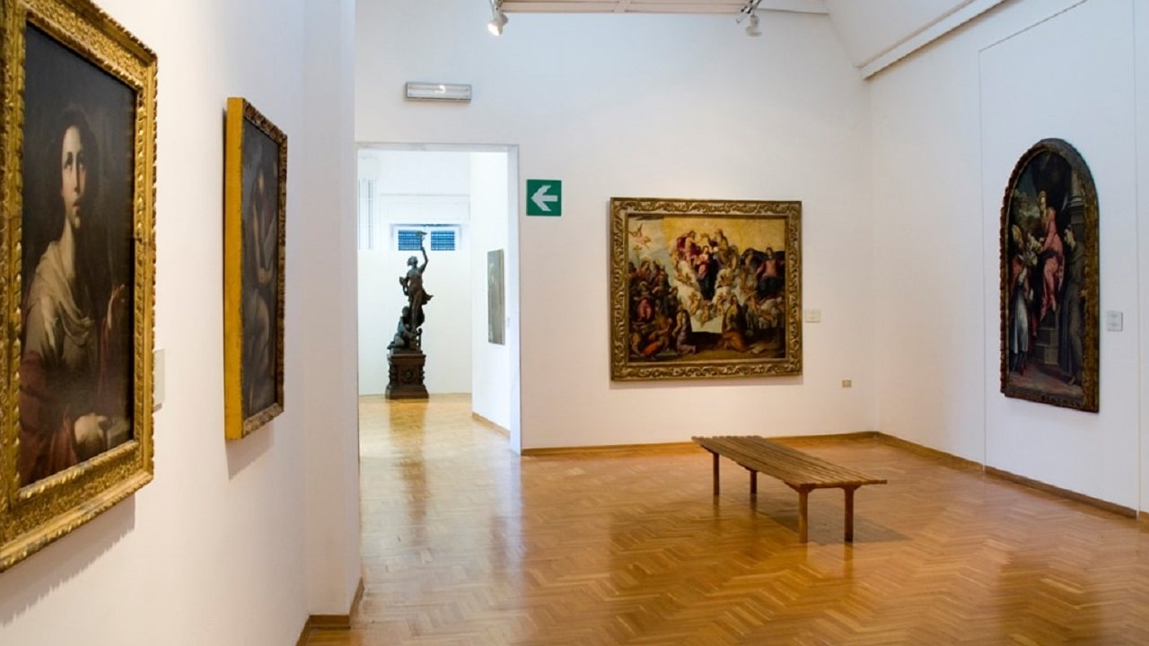 salerno art gallery