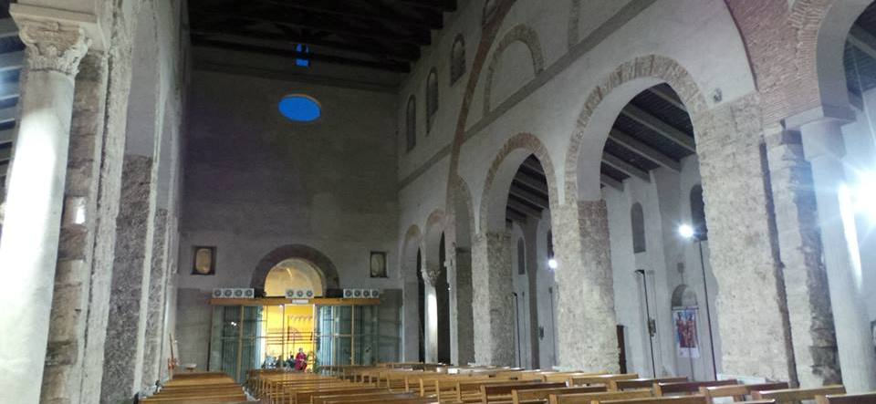 Risultati immagini per chiesa di san benedetto salerno